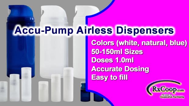 Accu-Pump Dispenser